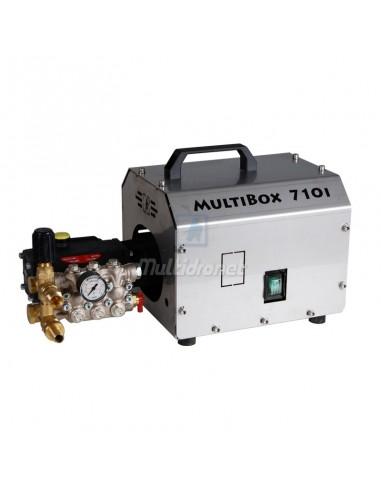 MULTIBOX 890i 8LTS/MIN 90BAR 2CV 230V...