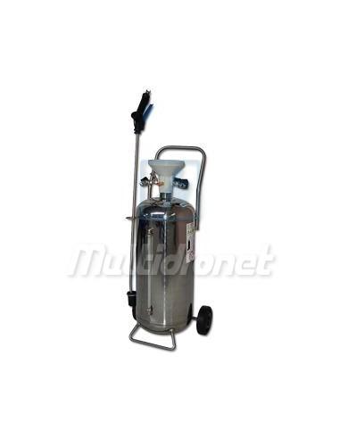 ESPUMOGENO SCGX 25 LTS INOX