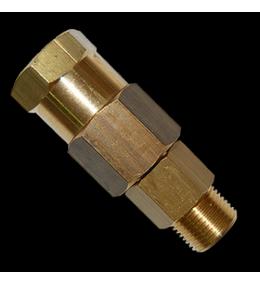 Enlaces giratorios alta presión