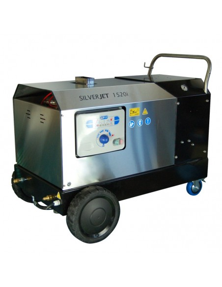Hidrolimpiadoras eléctricas agua caliente