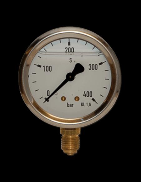 Manometros alta presión