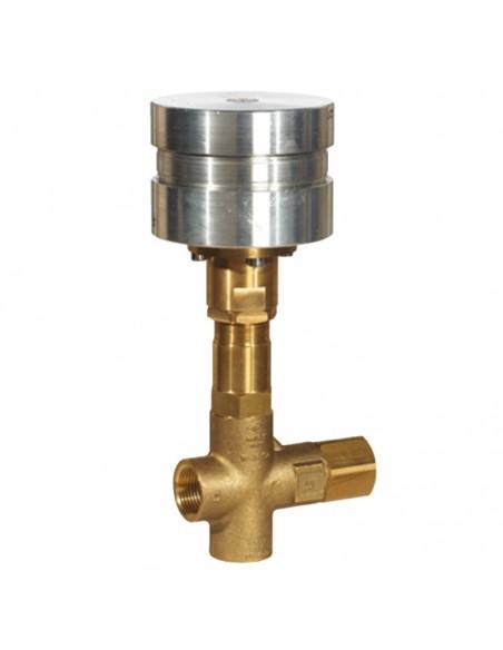 Válvulas by-pass neumáticas alta presión