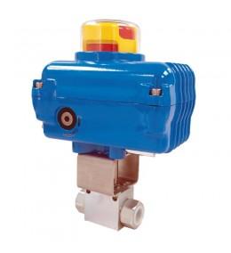 Válvulas 2 y 3 vías eléctricas alta presión